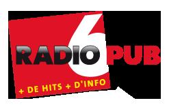 logo radio 6 pub